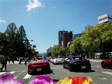 フラワーフェスティバル-花の総合パレード