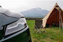 2018 GW 前半 やすらぎの森オートキャンプ場 ソロ