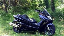 バイクに乗りたく近場を~(笑)