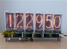 ニキシー管時計の製作
