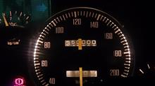 35万Kmっ!