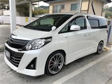 トヨタ 20アルファード×スーパースター レオンハルト ゼーレ