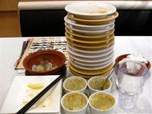 かっぱ寿司 食べ放題 (●^o^●)