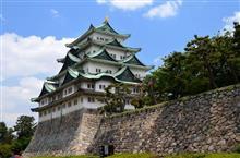 昨日が最終日...名古屋城 木造再建築  4年後見る事が出来るだろうか?