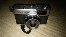 小学校5・6年の写真部で使用していたカメラ