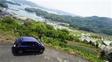 トゥインゴで行く長崎一周ツーリング一日目(鷹島、福島、松浦編)