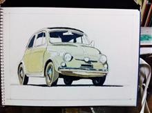 FIAT500②