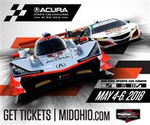 Acura Sports Car Challenge at Mid-Ohio Race Results