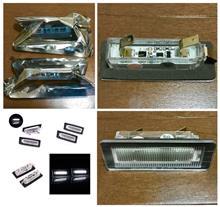 Error Free LED License number Plate Light For Smart 451 fortwo