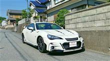 奈良県へ新車86 ROWENコンプリート!