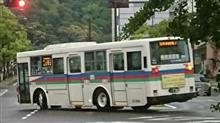 近江バス富士重3ドア車