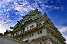 さらば名古屋城天守閣!60年の歴史に閉幕。