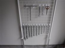 壁掛け工具