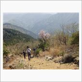 4月22日日曜日の日記 登山