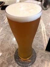 ゴールデソウイーワはやはりビール!