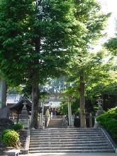 オイル交換→瀧宮神社