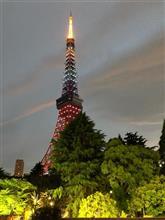 麻布十番~大門~東京タワー 飲み歩き。。。