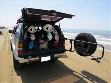 旅は道連れクルマにパンダ… (序)