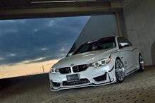 BMW M4 ROWENデモカー販売スタートしました!