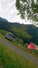 朽木 キャンプ