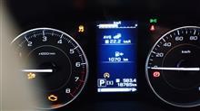 高速燃費 インプレッサ