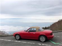 ロド君でも富士山、富士宮口五合目