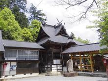 神社シリーズ その18 須佐神社(三次市)