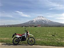 2018.05.12 DT125R亀スタート短距離ツーリング🐢