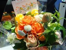たまには花を贈ってみた
