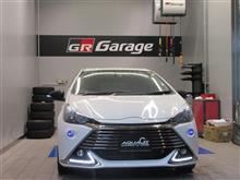 GR garage IN NAGOYA