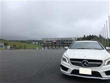 AMG45 Driving Club サーキット走行会に参加!