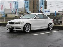 TEXAエアコンクリーニング BMW E82 135 その他諸々のメンテナンス