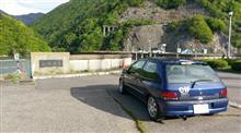 週末、ClioWilliamsと共に麦草峠~美ヶ原ドライブ旅。とダム。