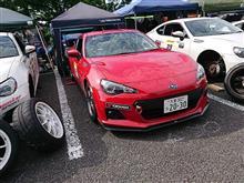 2018JAF関東ジムカーナ選手権Rd.4 in 浅間台