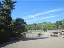 仁徳天皇陵(前方後円墳)