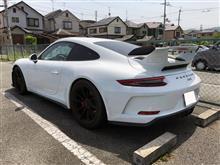 GT3 911km達成(^_^)v