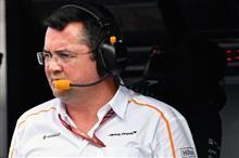 F1 2018 ブーリエ、マクラーレンF1での役職辞任の噂を否定。「信頼性とパフォーマンス向上に努める」愚痴です