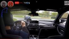 BMW M3  、 Tesla Model 3
