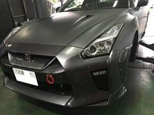 GTR アーム タイヤホイル交換!!