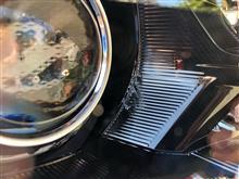 D型ヘッドライトベゼルの溶けについて回答あり