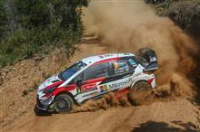 WRC第6戦ラリー・ポルトガルDAY2