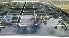 ソーラー充電システム 180W越え
