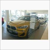 BMW X2 実車を見てきま ...