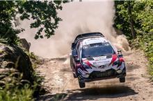 WRC第6戦ラリー・ポルトガルDAY3
