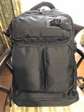 通勤用のバッグを買い換えました。