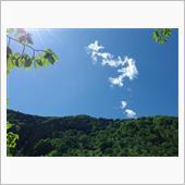 日差しに汗、風が心地よい