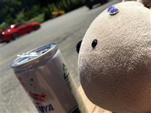 ポカポカなお日様の下で、卵みたいな空き缶みたいなクルマに乗せて頂きました。
