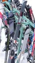 札幌国際スキー場にて