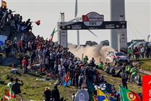 WRC第6戦ラリー・ポルトガルDAY4