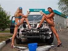 洗車が好きなんです【pt.3】